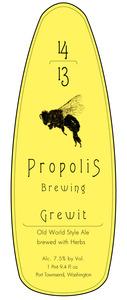Propolis Grewit