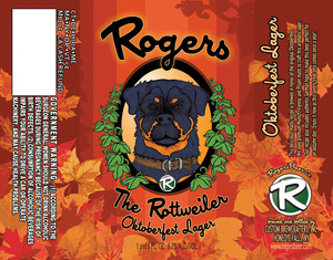 Rogers The Rottweiler