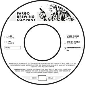 Fargo Brewing Company Brewmaster's Series