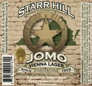 Starr Hill Jomo