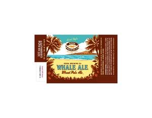 Kona Brewing Co. Whale