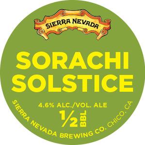 Sierra Nevada Sorachi Solstice