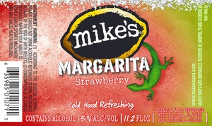 Mike's Strawberry Margarita