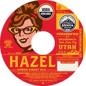 Uinta Brewing Company Hazel