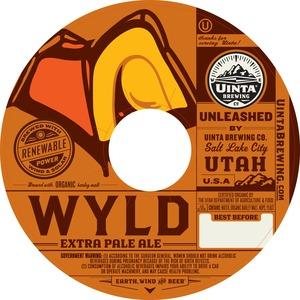 Uinta Brewing Company Wyld