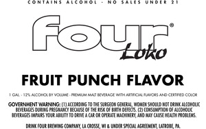 Four Fruit Punch