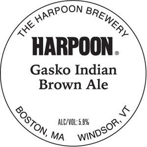 Harpoon Gasko Indian Brown