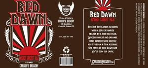Carson's Brewery Red Dawn Amber Wheat