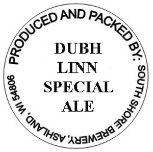 South Shore Brewery Dubh Linn Special Ale