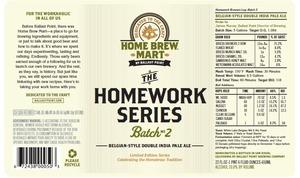 Home Brew Mart Homework Series Batch #2