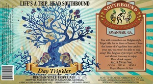 Southbound Brewing Co. Day Trip'eler