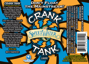 Sweetwater Crank Tank