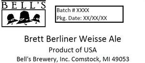 Bell's Brett Berliner Weisse