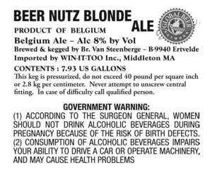 Beer Nutz Blonde