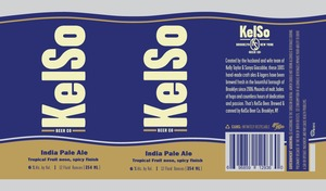 Kelso India Pale Ale