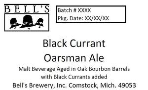 Bell's Black Currant Oarsman Ale