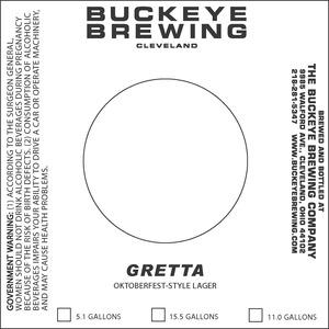 Buckeye Brewing Gretta