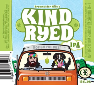 Otter Creek Brewing Kind Ryed IPA