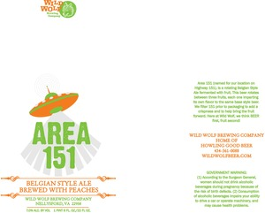 Wild Wolf Brewing Company Area 151