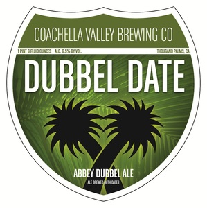 Coachella Valley Brewing Co Dubbel Date