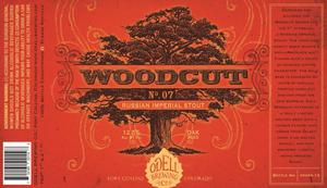 Odell Brewing Woodcut No. 7