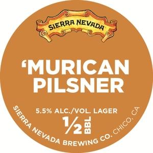 Sierra Nevada 'murican Pilsner