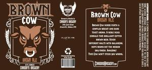Carson's Brewery Brown Cow Brown Ale