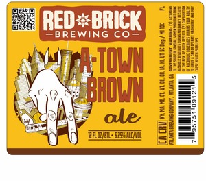 Red Brick A-town Brown