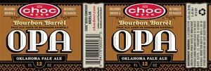 Opa Bourbon Barrel