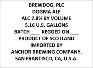 Brewdog Dogma
