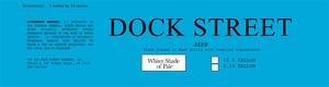Dock Street Whiter Shade Of Pale
