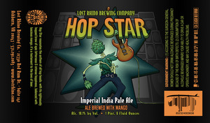 Lost Rhino Brewing Company Imperial India Pale Ale