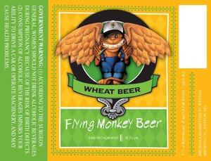 Weston Brewing Company Flying Monkey Wheat