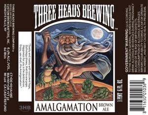 Three Heads Brewing Amalgamation