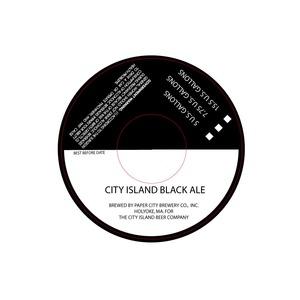 City Island Black