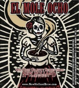 New Holland Brewing Company El Mole Ocho