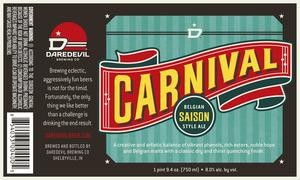 Daredevil Brewing Co Carnival