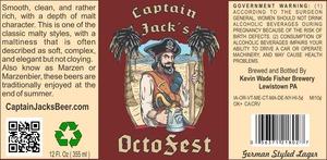 Captain Jacks Octofest