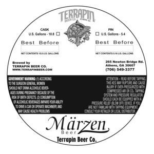 Terrapin Marzen