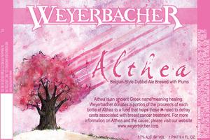 Weyerbacher Althea