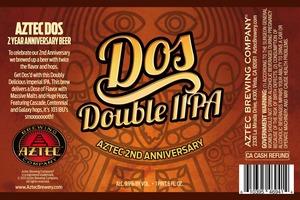 Aztec Brewing Company Dos