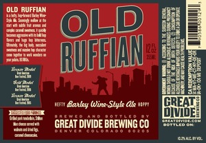 Great Divide Brewing Company Old Ruffian Barley Wine