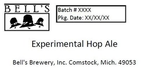 Bell's Experimental Hop