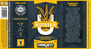 Community Beer Company Witbier