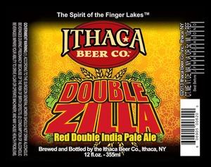Ithaca Beer Company Double Zilla