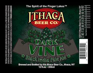 Ithaca Beer Company Dark Vine