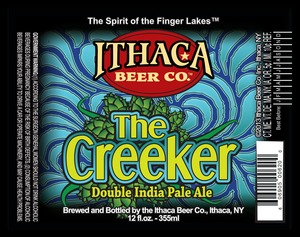 Ithaca Beer Company The Creeker