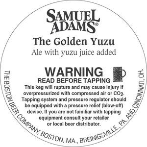 Samuel Adams The Golden Yuzu