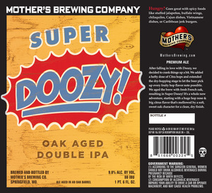 Mother's Brewing Company Super Doozy