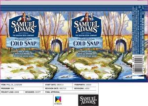 Samuel Adams Cold Snap